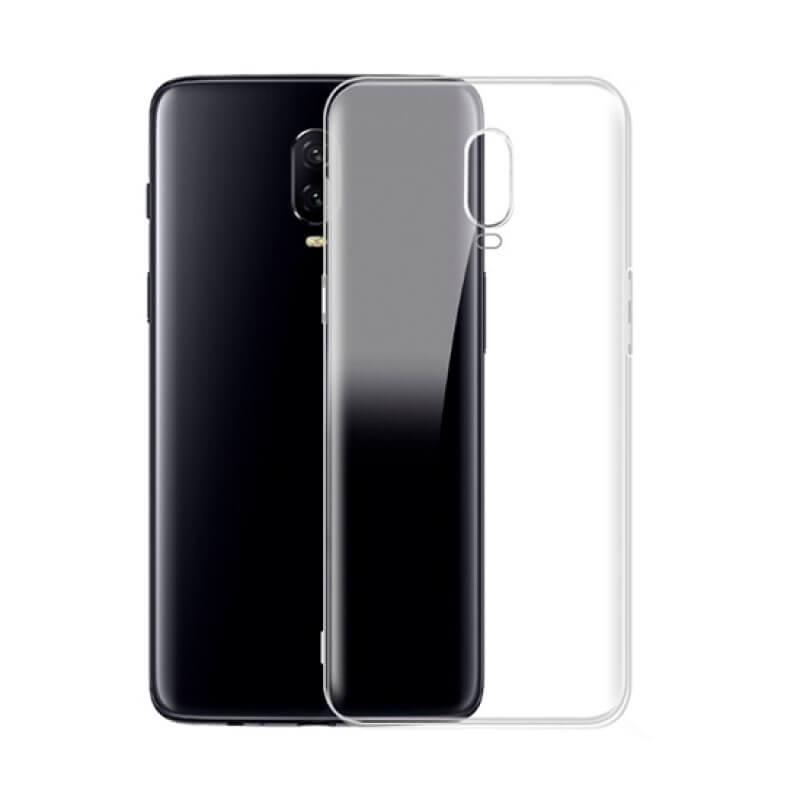 Capa Silicone Original OnePlus 6T - Transparente