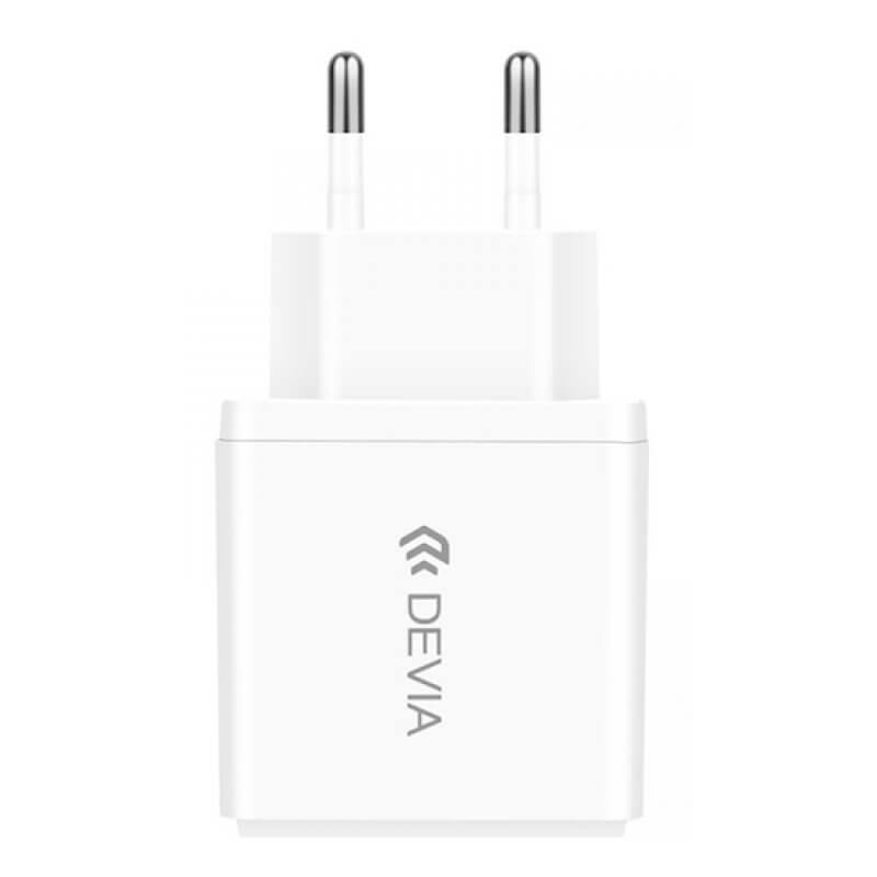 Smart Devia 3 Usb 17W Wall Charger - Branco