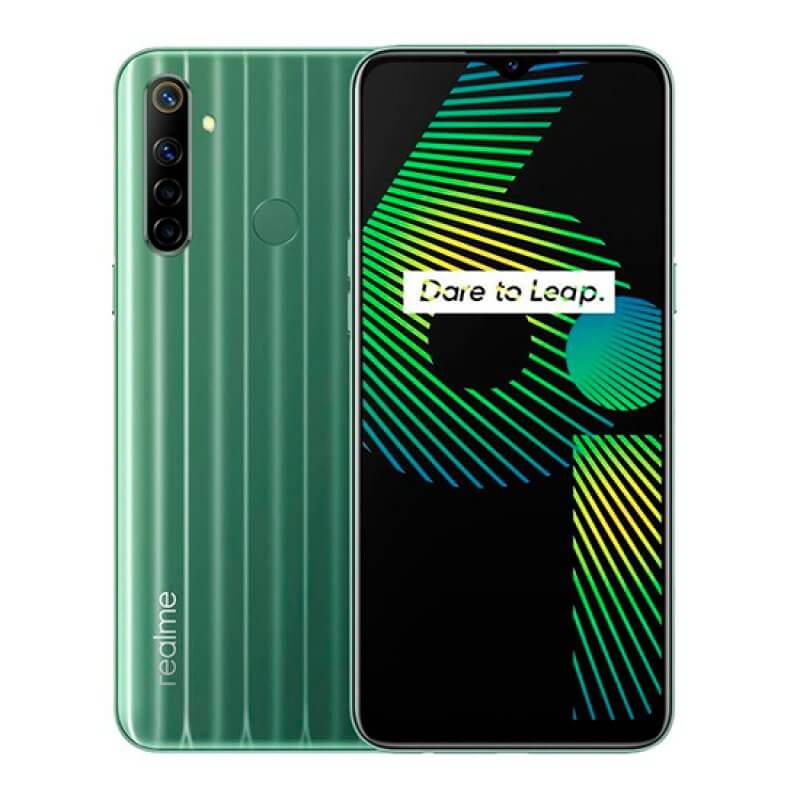 Realme 6i 4GB/128GB Dual Sim Verde