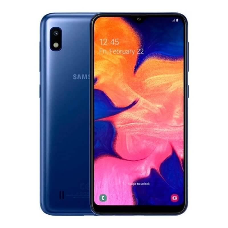 Samsung Galaxy A10 A105 2GB/32GB Dual Sim - Azul