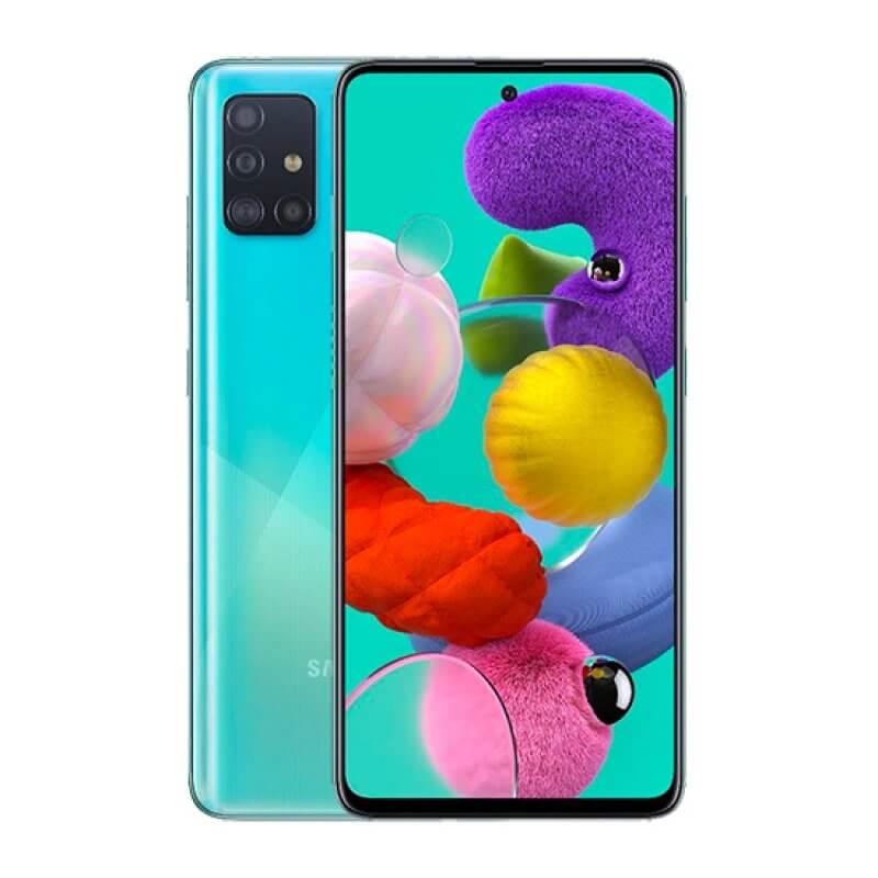 Samsung Galaxy A51 A515 4GB/128GB Dual Sim - Azul