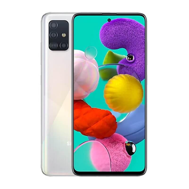 Samsung Galaxy A51 A515 4GB/128GB Dual Sim - Branco
