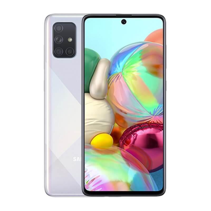 Samsung Galaxy A71 A715 6GB/128GB Dual Sim Branco