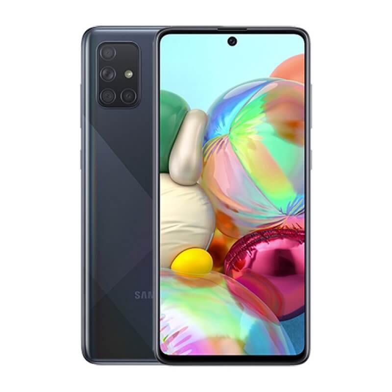 Samsung Galaxy A71 A715 6GB/128GB Dual Sim - Preto