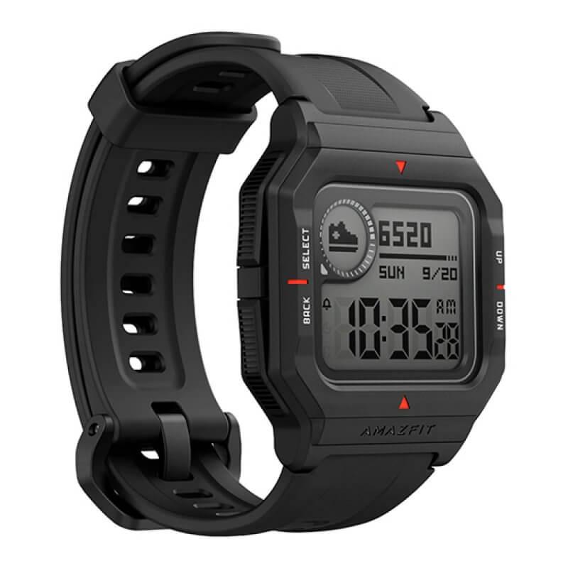 """Smartwatch Amazfit Neo 1.2"""" A2001 Preto"""
