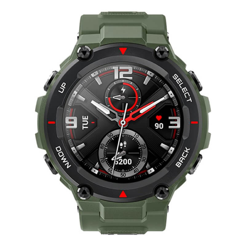 Smartwatch Amazfit T-Rex Army Green