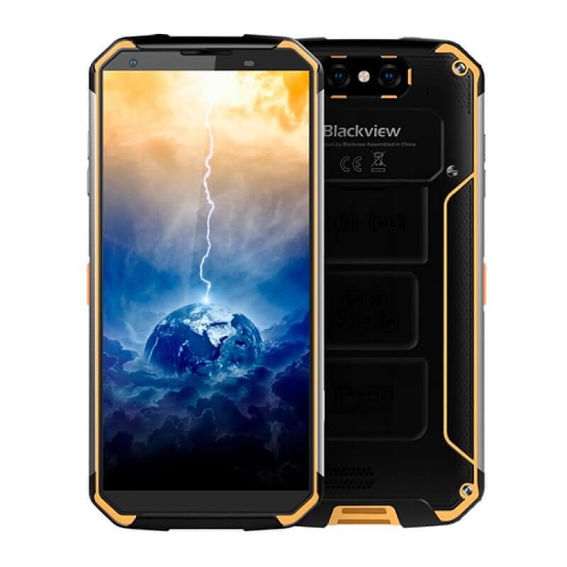 Blackview BV9500 4GB/64GB Dual Sim - Amarelo