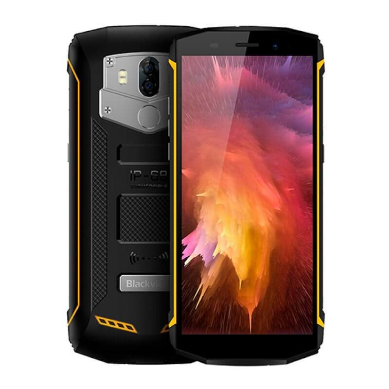 Blackview BV5800 2GB/16GB 4G Dual Sim - Amarelo