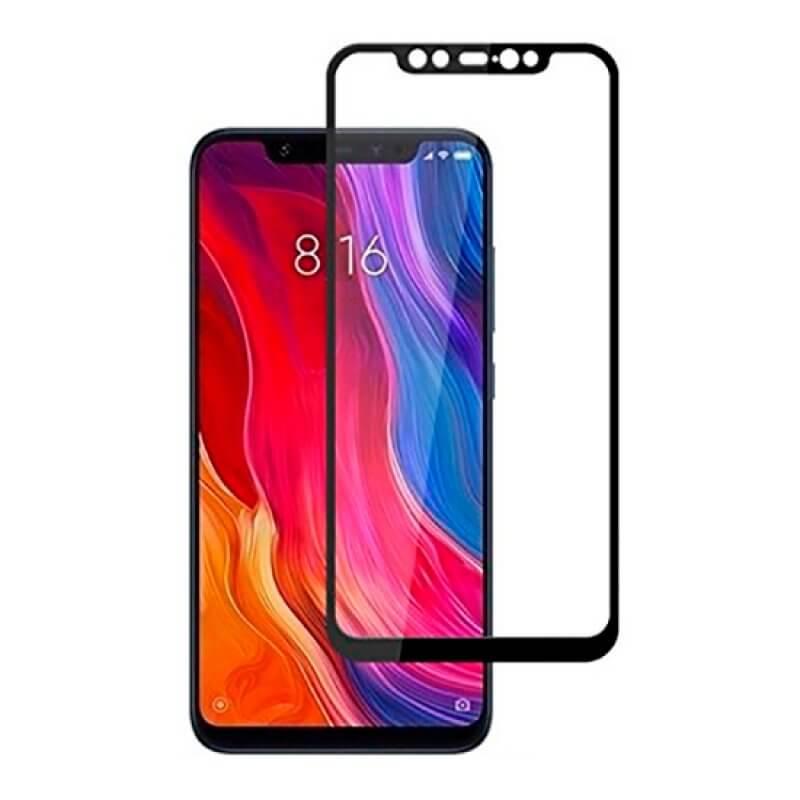Vidro Temperado 5D Xiaomi Mi 8