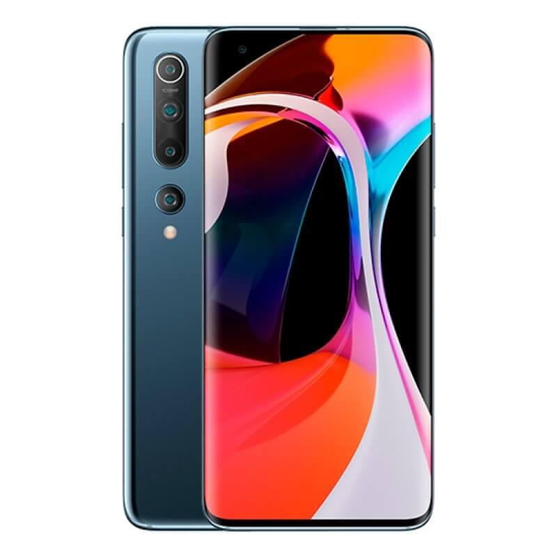 Xiaomi Mi 10 5G 8GB/256GB - Cinzento Meia-Noite