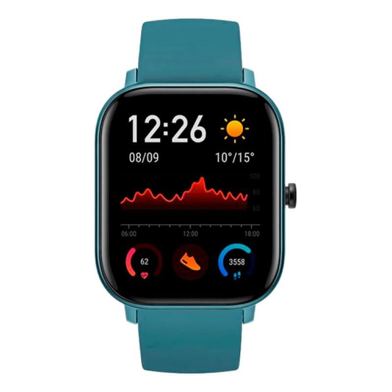 """Smartwatch Amazfit GTS 1.65"""" Azul"""