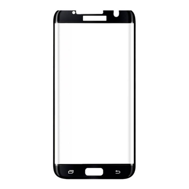 Vidro Temperado 4D Samsung S7 Edge G935 - Preto
