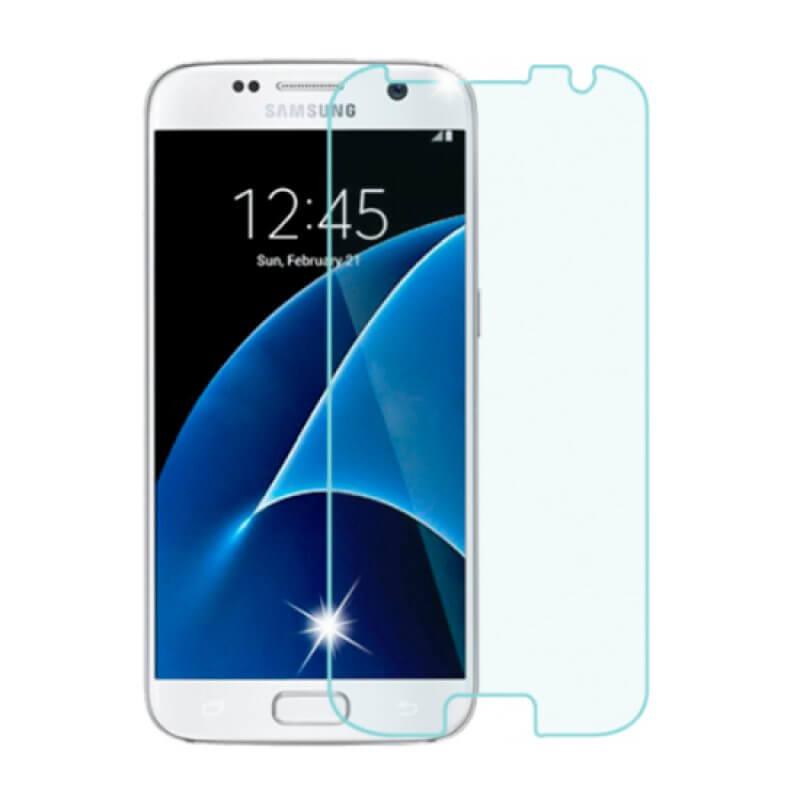 Vidro Temperado Samsung S7 G930 - Branco