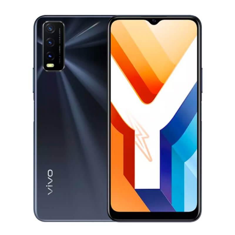 Vivo Y20s 4GB/128GB Dual Sim Obsidian Black