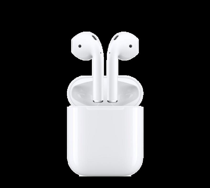 Apple AirPods Bluetooth Earphones - MMEF2ZM/A