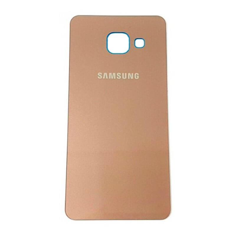 Tampa de Bateria Samsung Galaxy A3 2016 A310 - Dourado