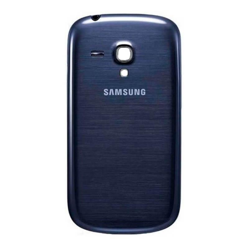 Tampa de Bateria Samsung Galaxy S3 Mini i8190 - Azul