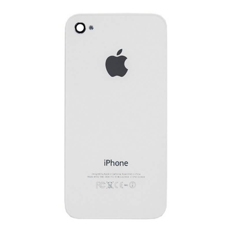 Tampa de Bateria Apple iPhone 4S - Branco