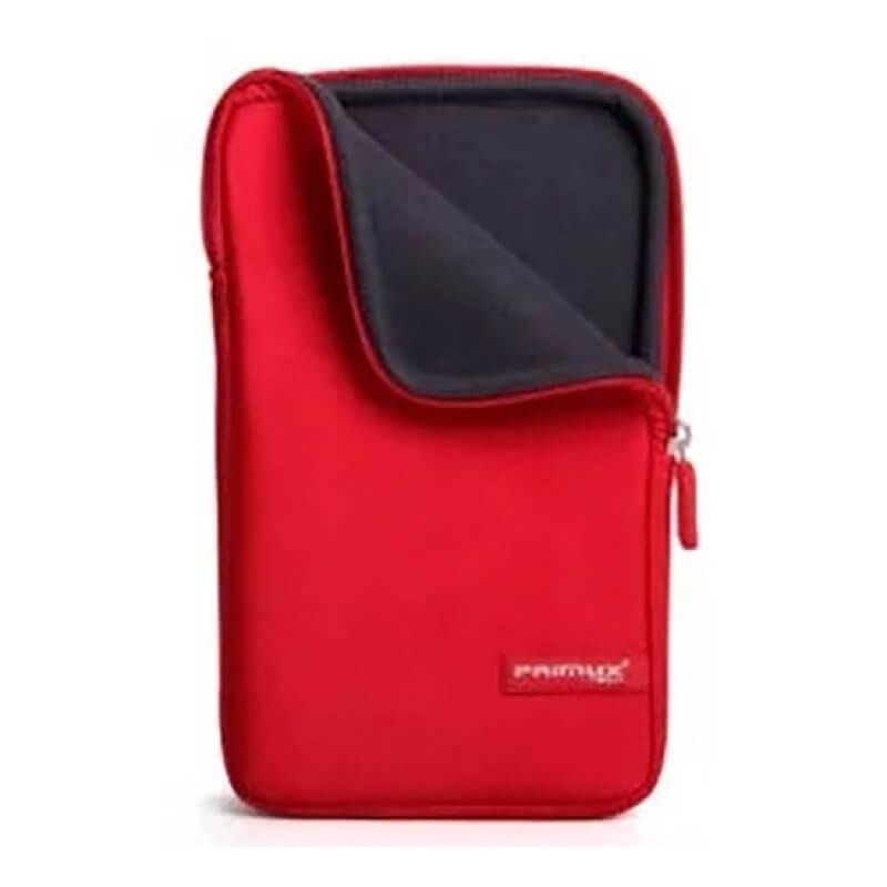 """Bolsa Universal Tablet 7"""" - Vermelho"""