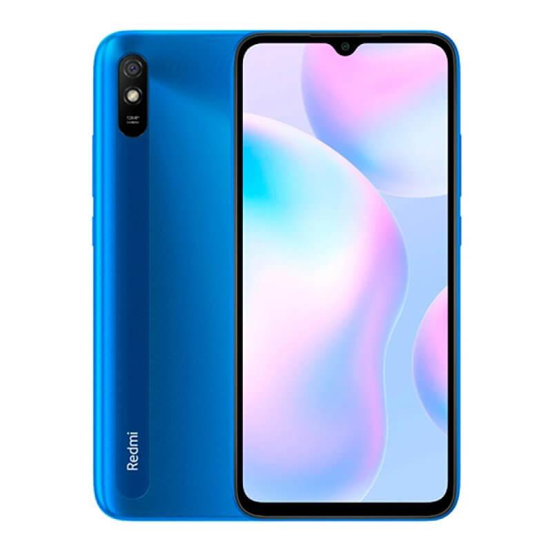 Xiaomi Redmi 9A 2GB/32GB Dual Sim Azul