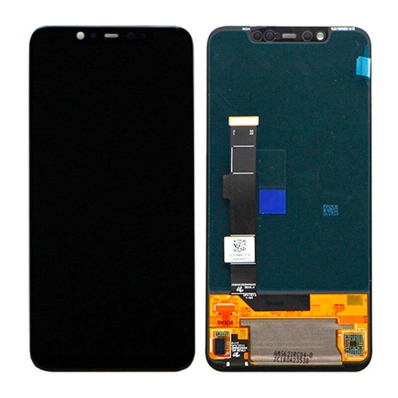 Lcd Xiaomi Mi 8 Silver - Service Pack