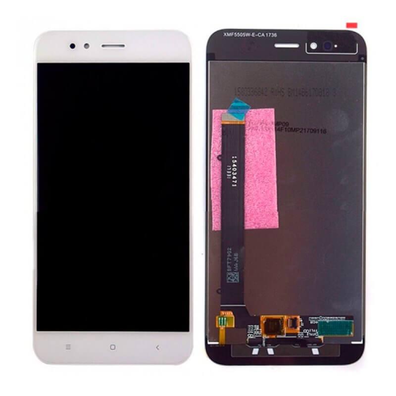 Lcd Xiaomi Mi A1 - Branco