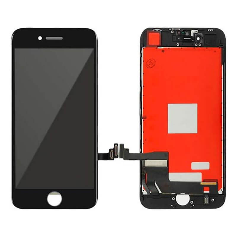 LCD Apple iPhone 8 In-Cell Preto