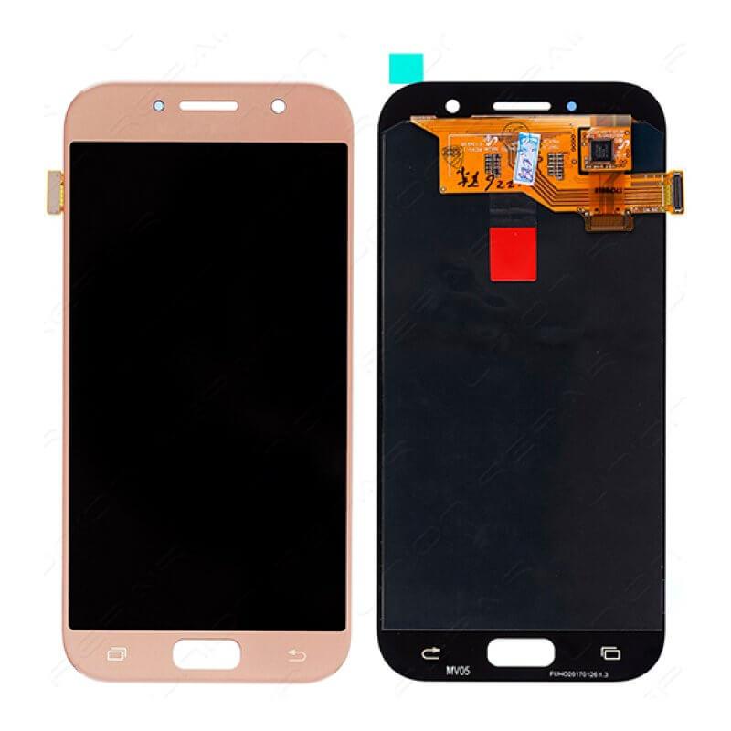 Lcd Samsung Galaxy A5 A520 2017 - Dourado