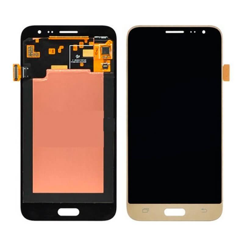 Lcd Samsung Galaxy J3 J320 - Dourado