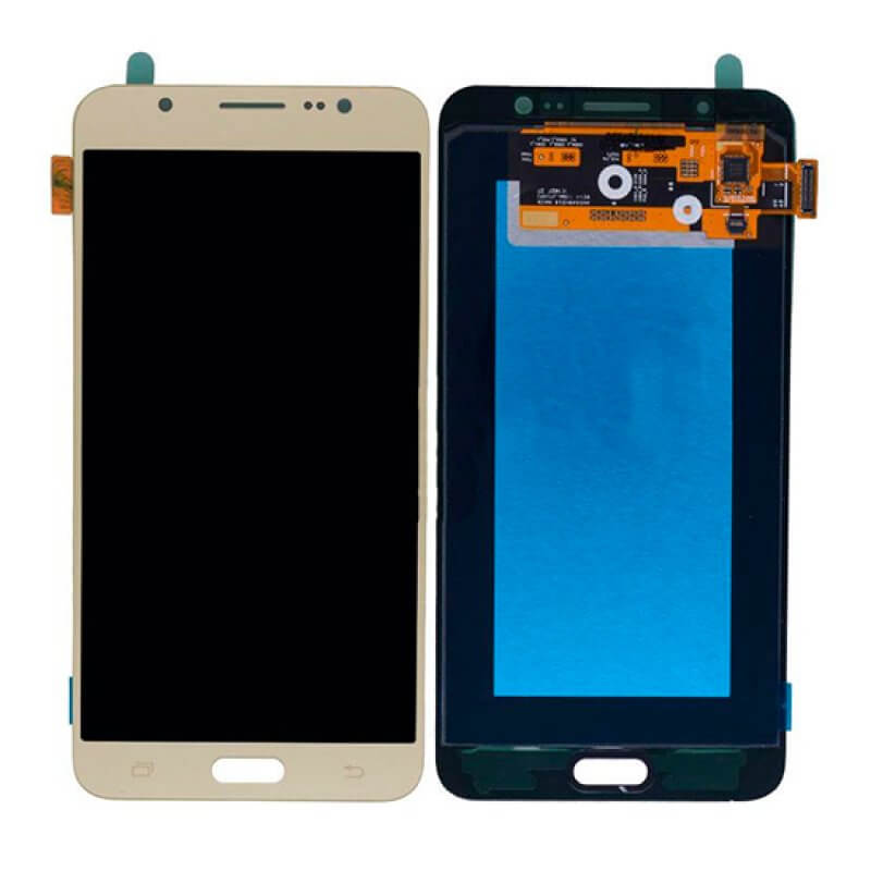Lcd Samsung Galaxy J7 J710 - Gold