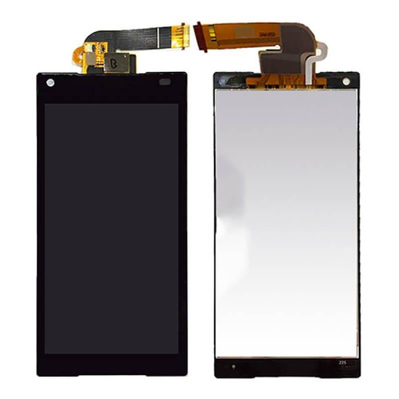Lcd Sony Xperia Z5 Compact - Preto