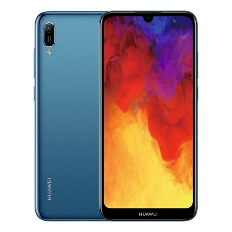 Huawei Y6 2019 2GB/32GB Dual Sim - Azul Safira