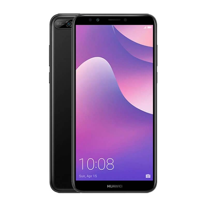 Huawei Y7 2018 2GB/16GB Dual Sim Silver