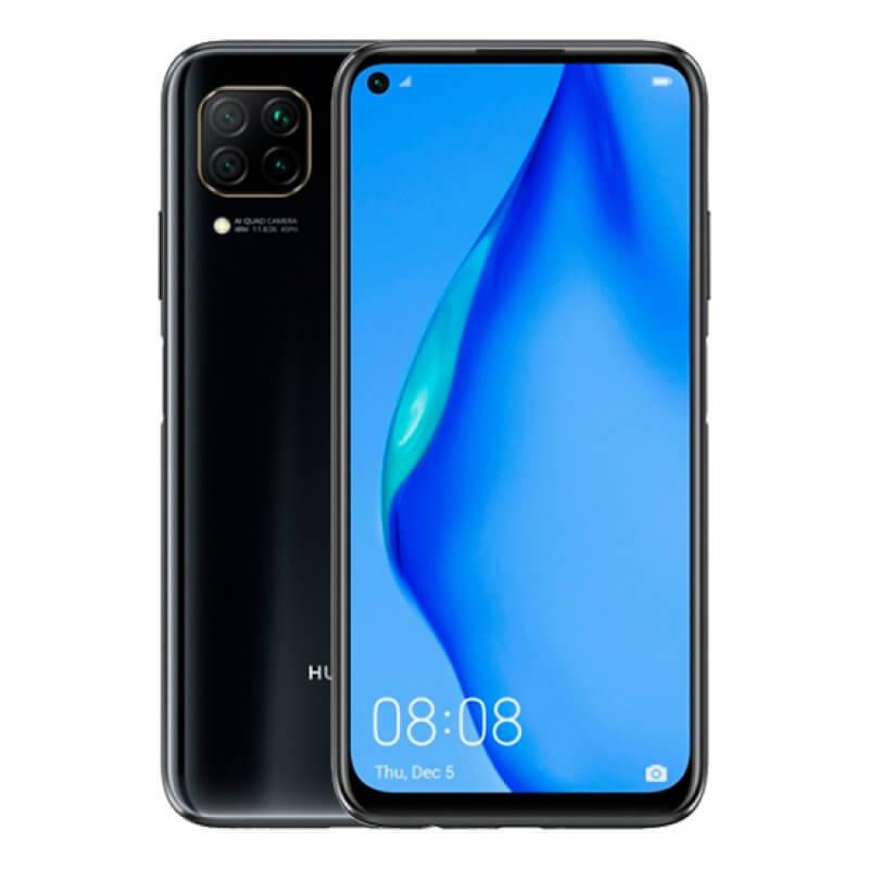 Huawei P40 Lite 6GB/128GB Dual Sim Preto