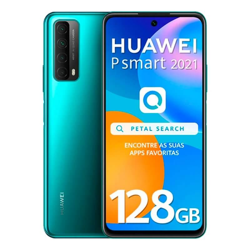 Huawei P Smart 2021 4GB/128GB Dual Sim Verde