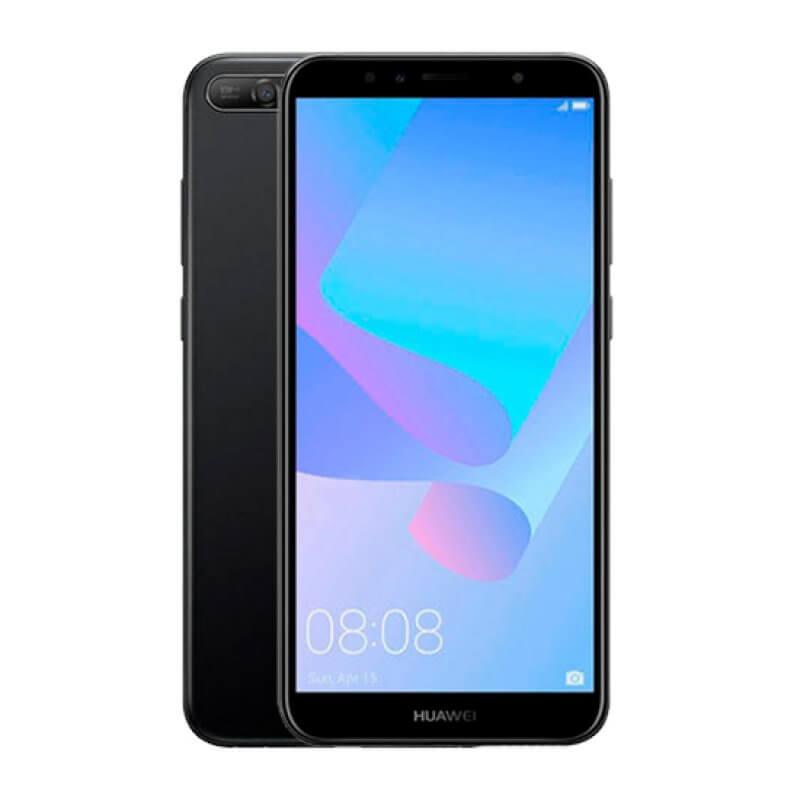Huawei Y6 2018 2GB/16GB Dual Sim Preto