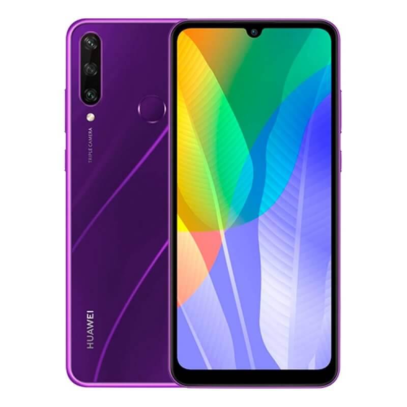 Huawei Y6P 3GB/64GB Dual Sim Roxo
