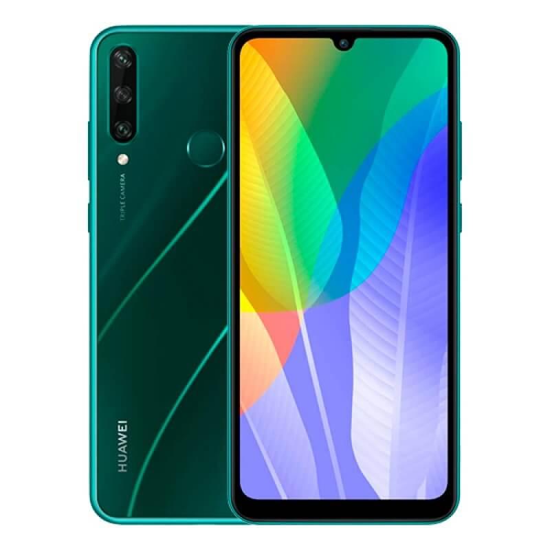 Huawei Y6P 3GB/64GB Dual Sim Verde