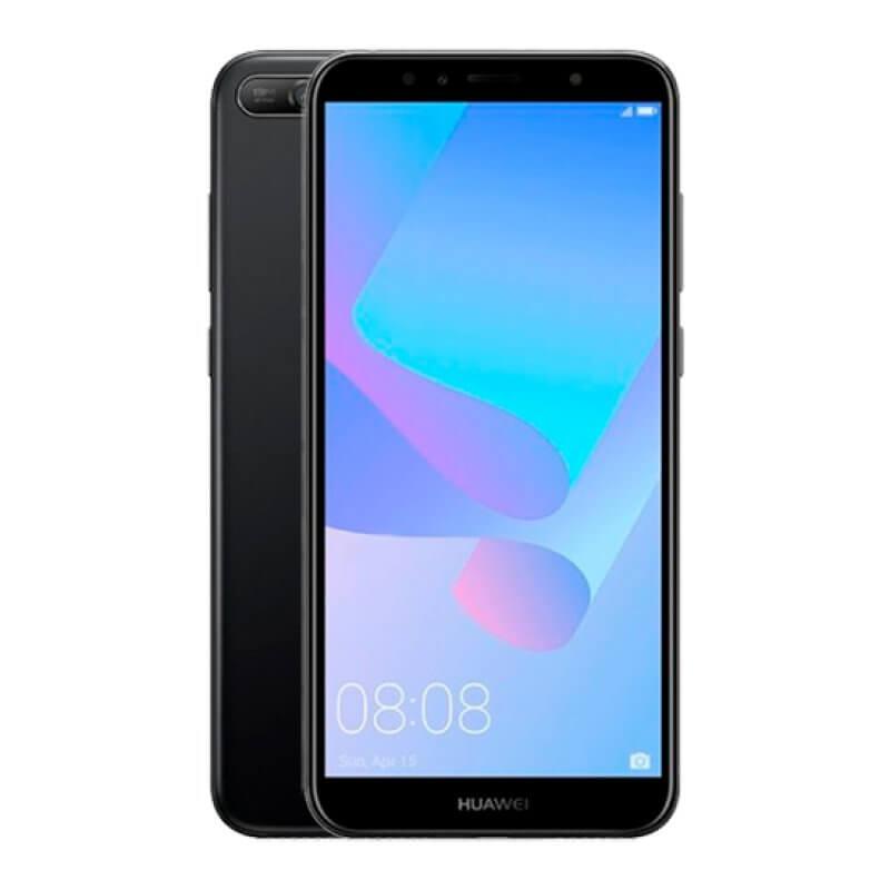 Huawei Y7 Prime 2018 3GB/32GB Dual Sim Preto