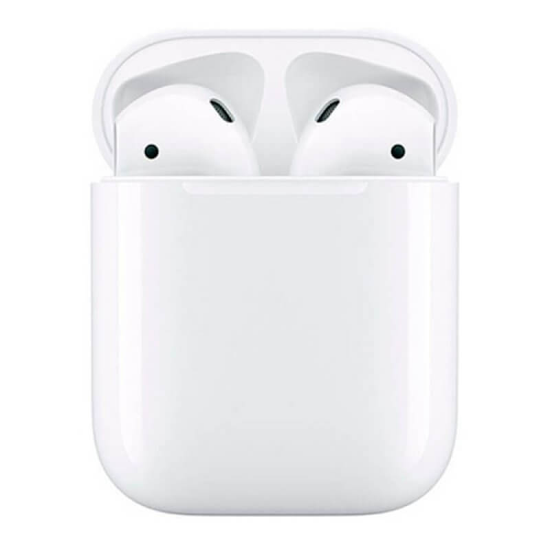 Apple Airpods Bluetooth com caixa de carregamento