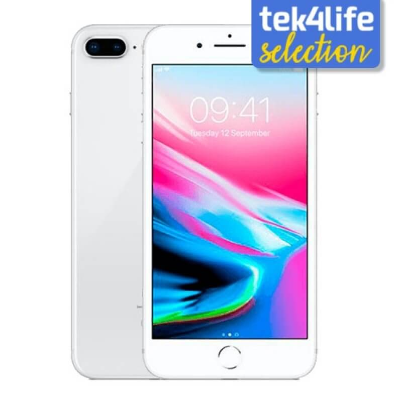 Apple iPhone 8 Plus 64GB Prateado - Grade A+