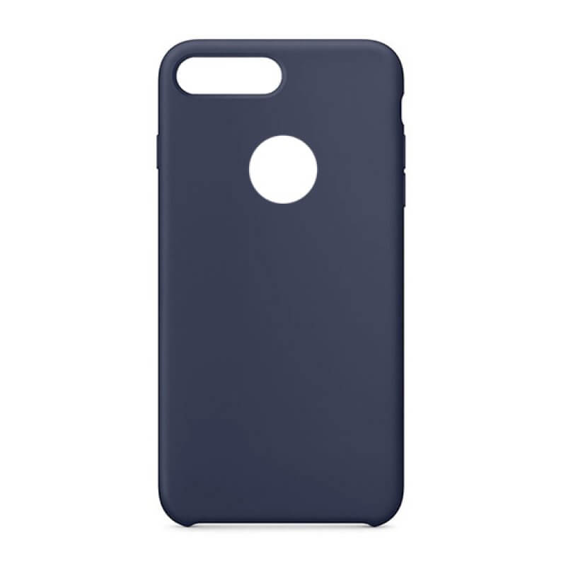 Silicone Cover iPhone 7/8 Plus - Azul