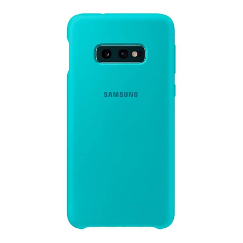 Silicone Cover Samsung Galaxy S10e G970 - Verde