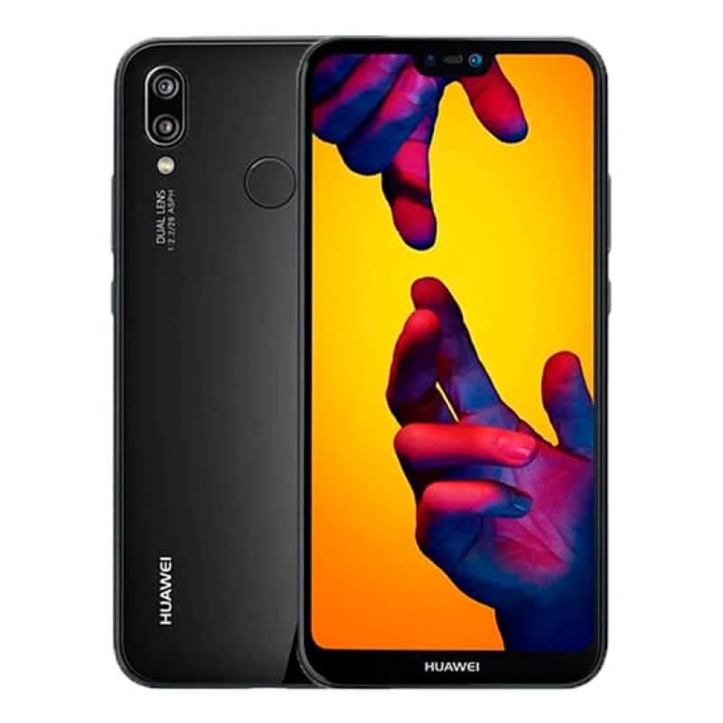 Huawei P20 Lite 4GB/64GB Dual Sim - Preto