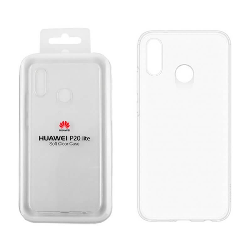Clear Case Huawei P20 Lite - Transparente
