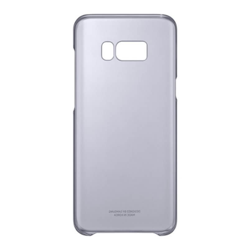 Clear Cover Samsung S8 Plus G955 - Violeta