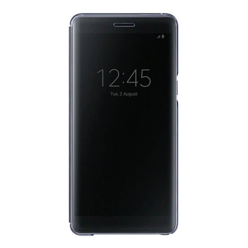 Clear View Case Samsung Galaxy Note 7 N930 - Preto