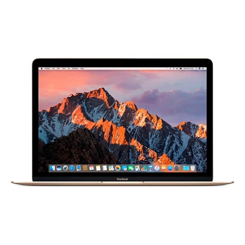 MacBook 12 17M i5-7Y54/8GB/512GB Dourado - CPO