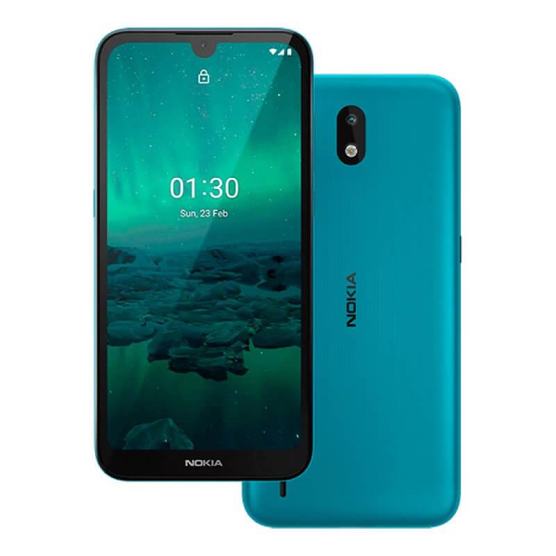 Nokia 1.3 1GB/16GB Dual Sim Ciano