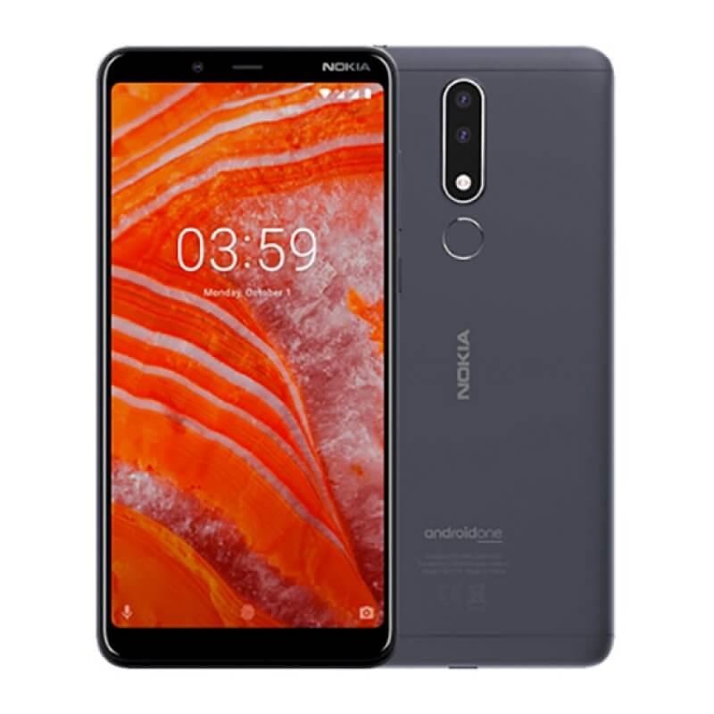 Nokia 3.1 Plus 2GB/16GB Dual Sim - Azul Báltico